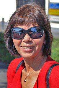 Hazel Mabe, vaping activist.